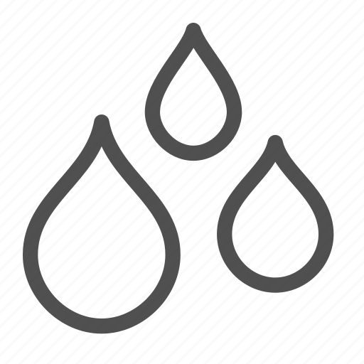 detector, drops, home, house, humidity, rain, water icon
