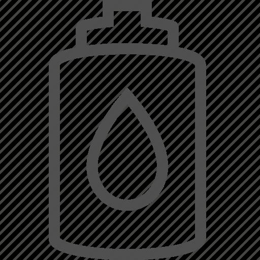 bottle, drink, drop, gym, liquid, sports, water icon