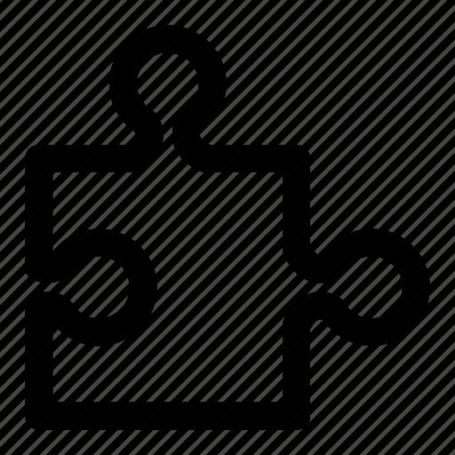 connection, plug, plugin, puzzle, quiz icon