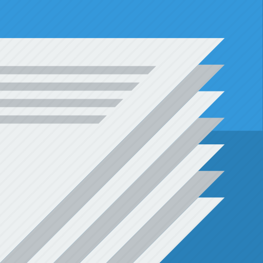 copy, paper, stack icon