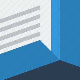 fold, folder icon
