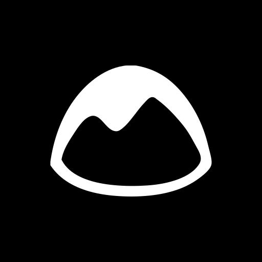 basecamp, media, social, square icon