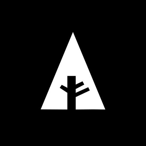 forrst, media, social, square icon