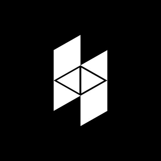 houzz, media, social, square icon
