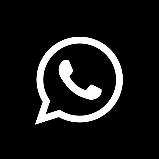 media, social, square, whatsapp icon