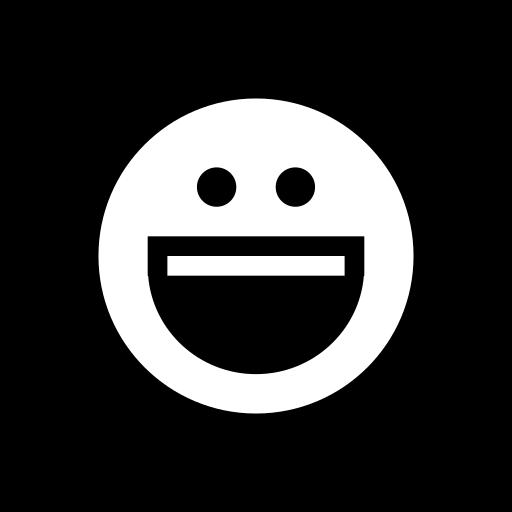 media, messenger, social, square, yahoo icon