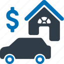 car, loan, home, payment