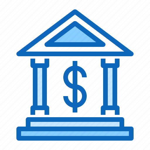 bank, banking, dollar, finance, money icon
