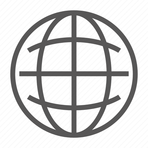 geography, globe, localisation, location, travel, world icon