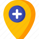 add, place, location, map, navigation, pin