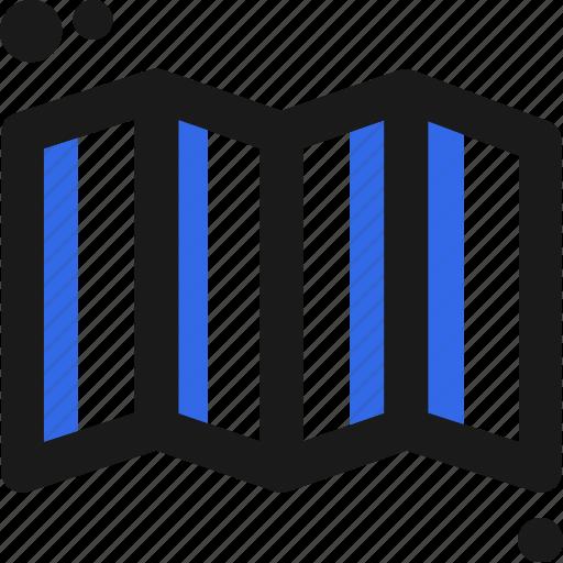 address, direction, gps, location, map, orientation icon