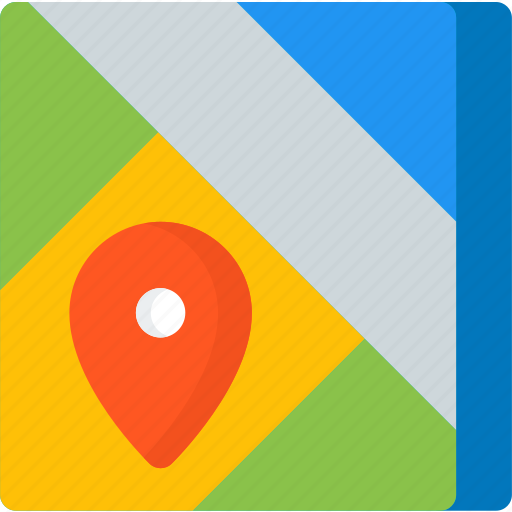 direction, location, map, navigation, pin, place, pointer icon
