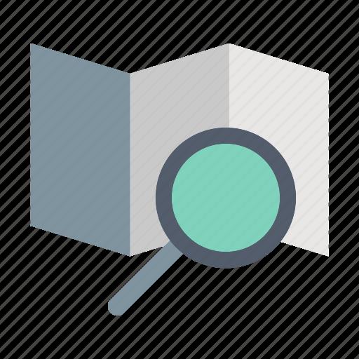 find, location, marker, search icon