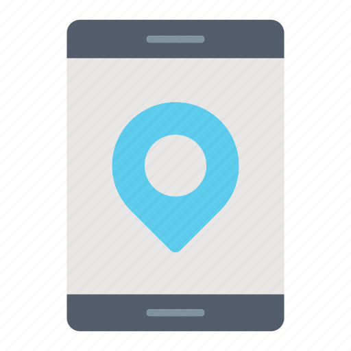 gps, navigation, online, pin, pointer icon