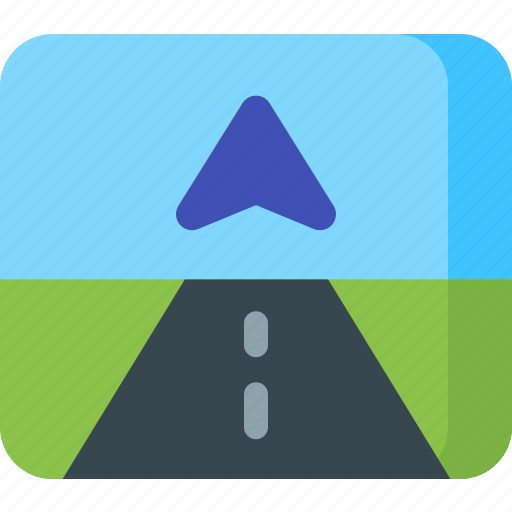 location, map, navigation, pin, place, street, view icon
