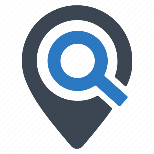 Location, map, search icon - Download on Iconfinder