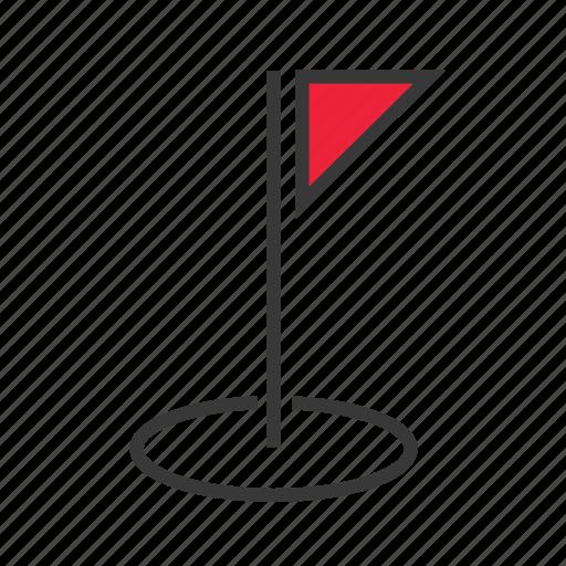 flag destination, flag location, flag place, save destination, save place icon