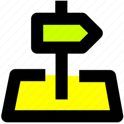 location, map, navigation, position, positioning, route icon