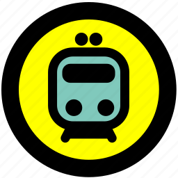delivery, shipping, subway, subway station, transport, transportation icon