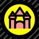 park, playground, public park icon
