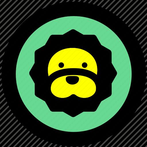 animals, zoo, zoo location icon