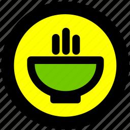 food, restaurant, restaurant location icon