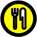 cook, restaurant, restaurant location icon