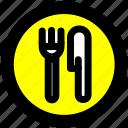 cook, restaurant, restaurant location icon