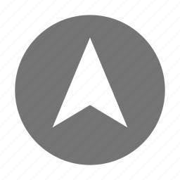 compass, location, navigation icon