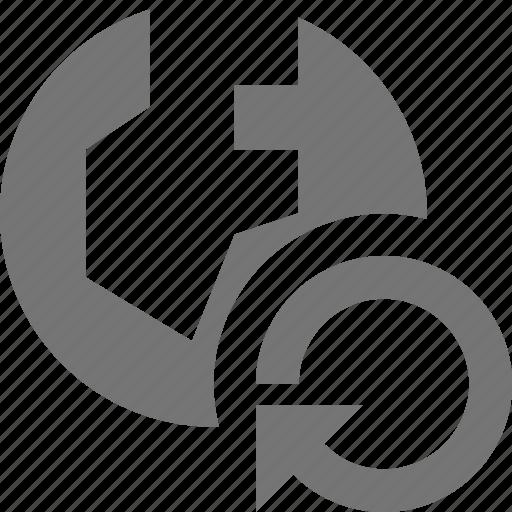 arrow, globe, location, refresh, reload, sync icon