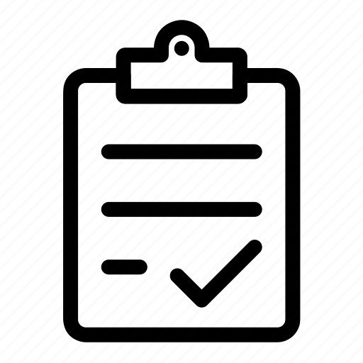 clipboard, delivery, logistic, orders, transport icon