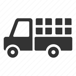 carry, freight, logistic, move, transport, truck, wagon icon
