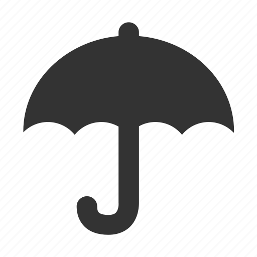 keep dry, label, packing, sign, umbrella icon