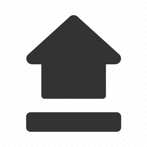 arrow, label, packing, sign, this way up, up icon