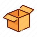 delivery, distribution, package, service, shipping icon