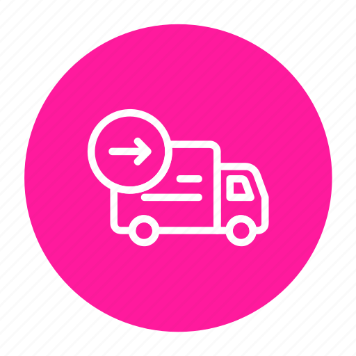 delivery, logistic, order deliver, shipping, transport icon