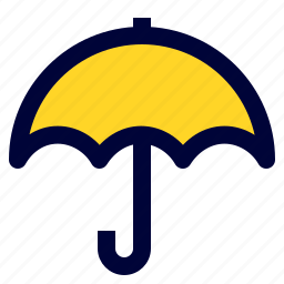 insurance, logistic, protection, umbrella icon