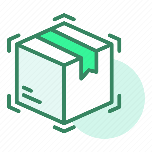 box, delivery, product, shipping icon