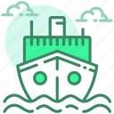 container, delivery, product, ship, shipping icon