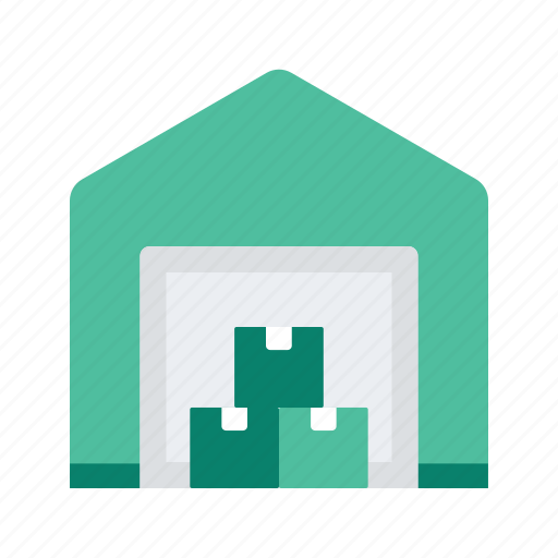 box, delivery, logistic, package, storage, warehouse icon