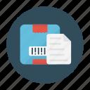 box, carton, delivery, files, parcel