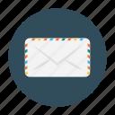delivery, envelope, letter, mail, message