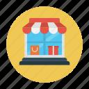 bag, buying, market, shop, store