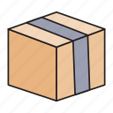 box, delivery, logistics, parcel, shipping