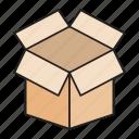 box, carton, delivery, logistics, parcel