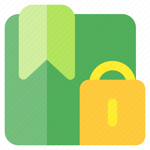 box, business, delivery, logistic, money, padlock, shipping icon