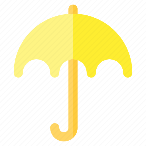 business, delivery, logistic, money, shipping, umbrella icon