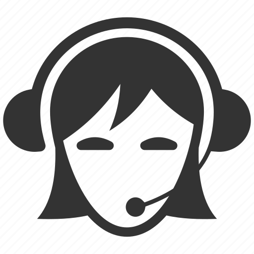call center, customer service, customer support icon