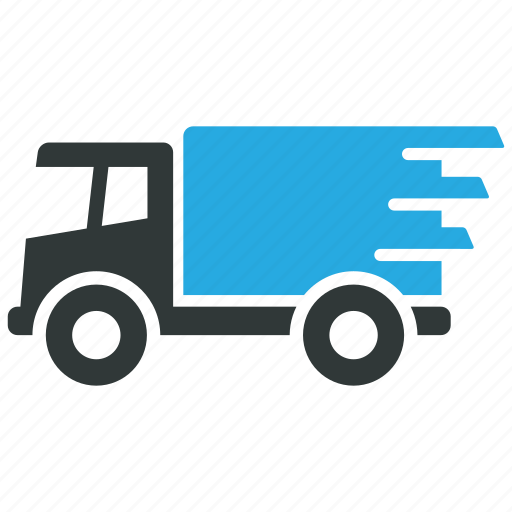 delivery, express, fast, shipping icon