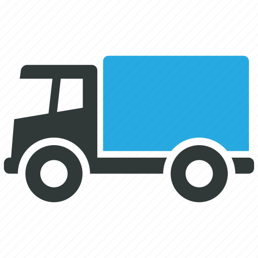 delivery, transportation, truck, van icon